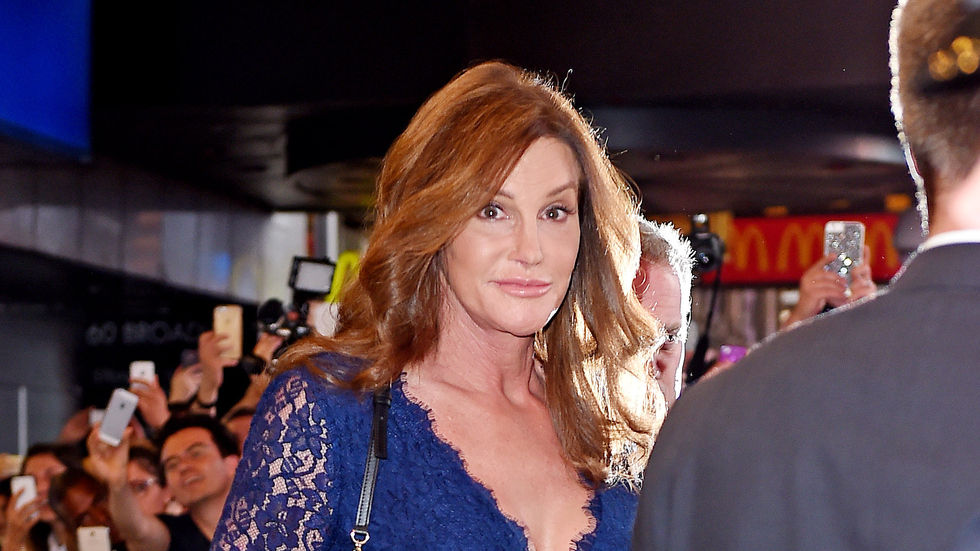 A Getty image of Caitlyn Jenner.