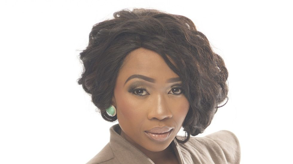 Dineo Ranaka who is the star of the reality TV show Dineo's Diary.