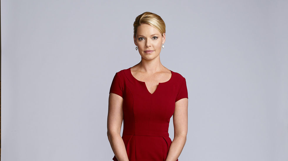 Katherine Heigl stars on State of Affairs.