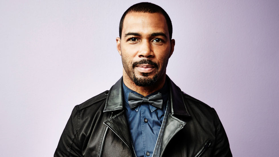 A getty image of Omari Hardwick who stars in Being Mary Jane.