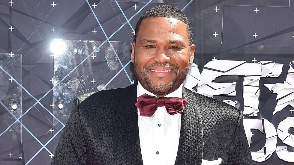 Hollywood star Anthony Anderson