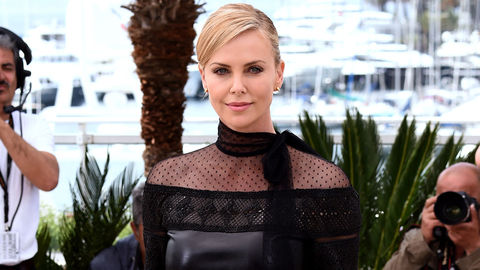 DStv,Cover Media,Charlize Theron