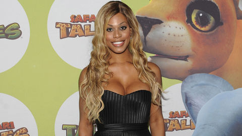 DStv,Cover Media,Laverne Cox