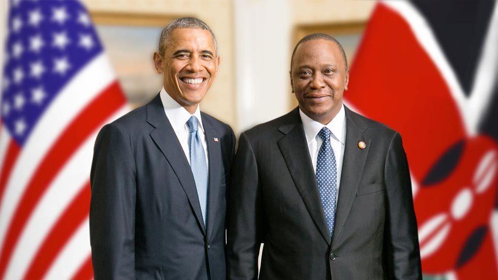 BBC Pop Up - Obama with Uhuru