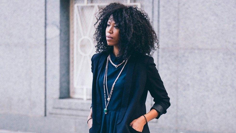 Thithi Nteta, fashion blogger