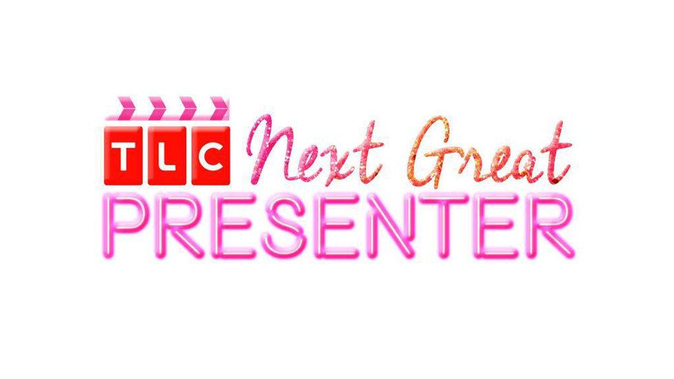 The TLC Next Great Presenter logo.