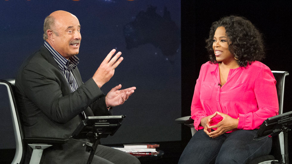 Dr Phil and Oprah discuss identifying and dealing with Baiters