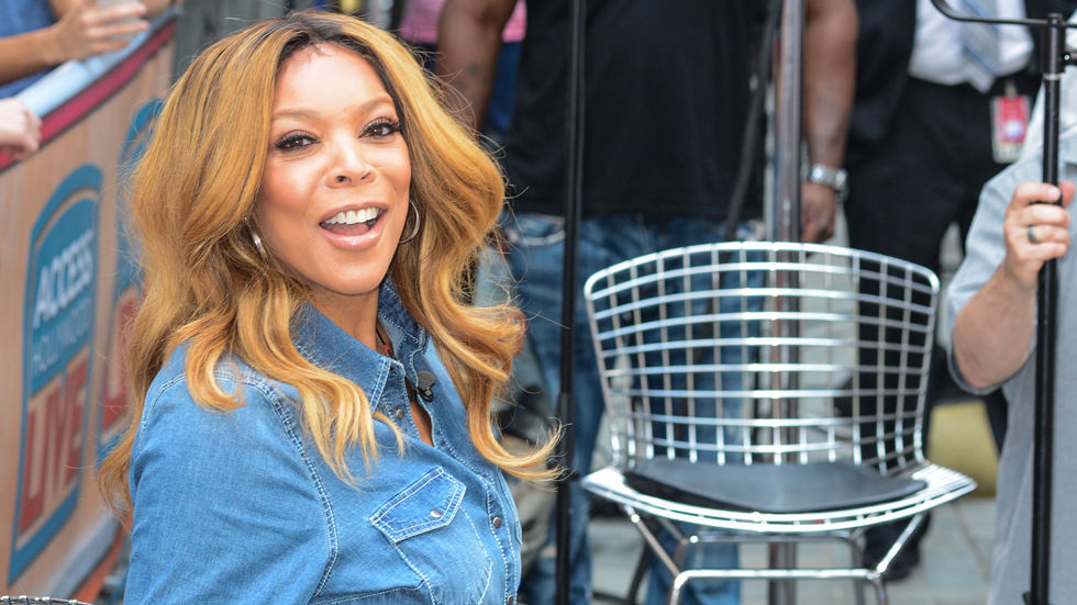 An image of Wendy Williams who hosts The Wendy Williams Show