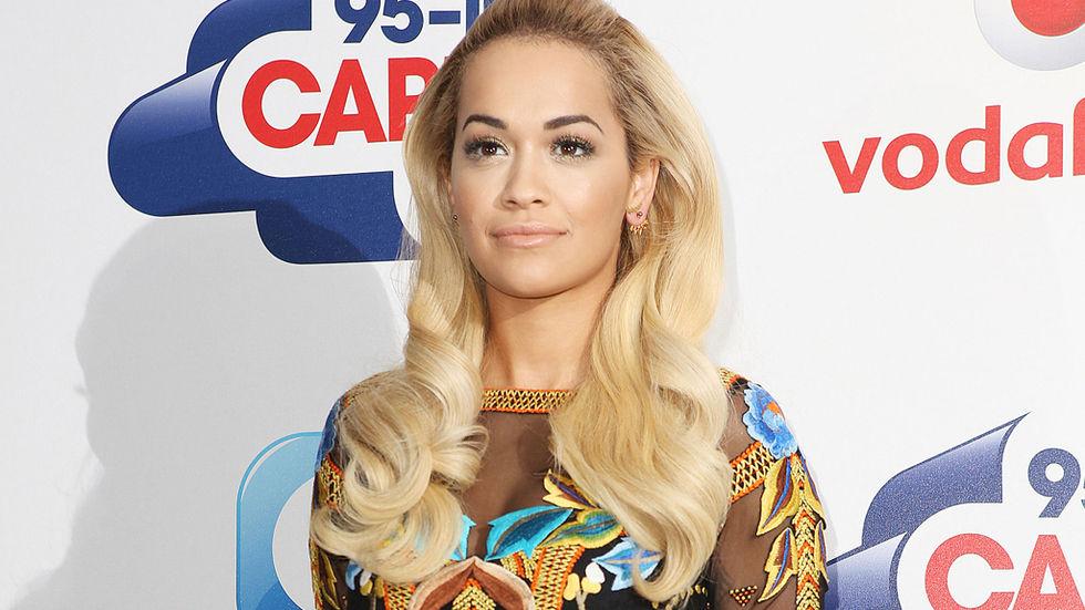 DStv,Cover Media,Rita Ora