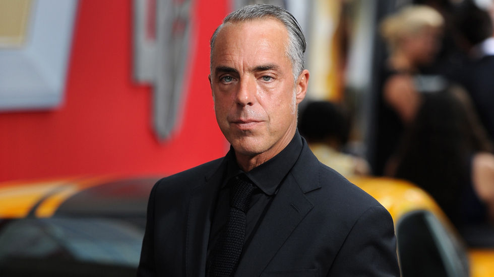 An image from Getty of Titus Welliver who stars as Harry Bosch