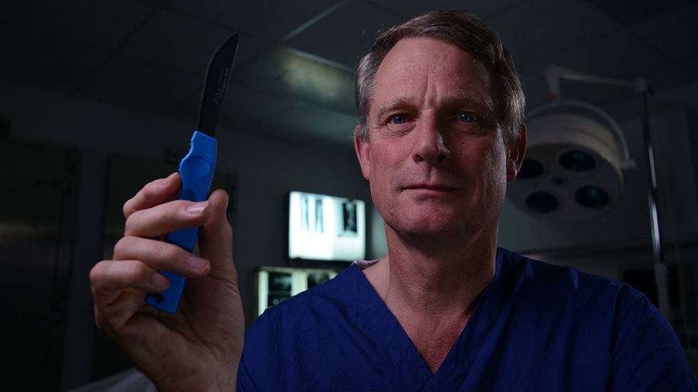Dr Richard Shepherd, ITV Choice, Autopsy