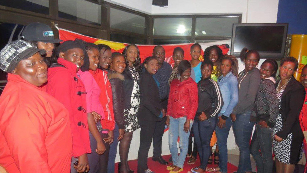 Malawi Netball team