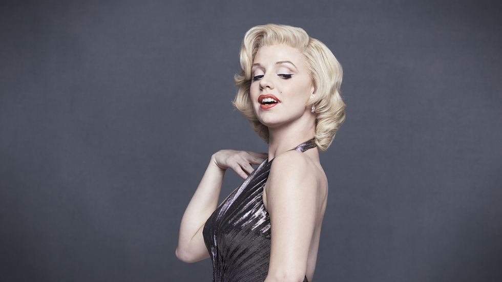 The Secret Life of Marilyn Monroe on Lifetime.