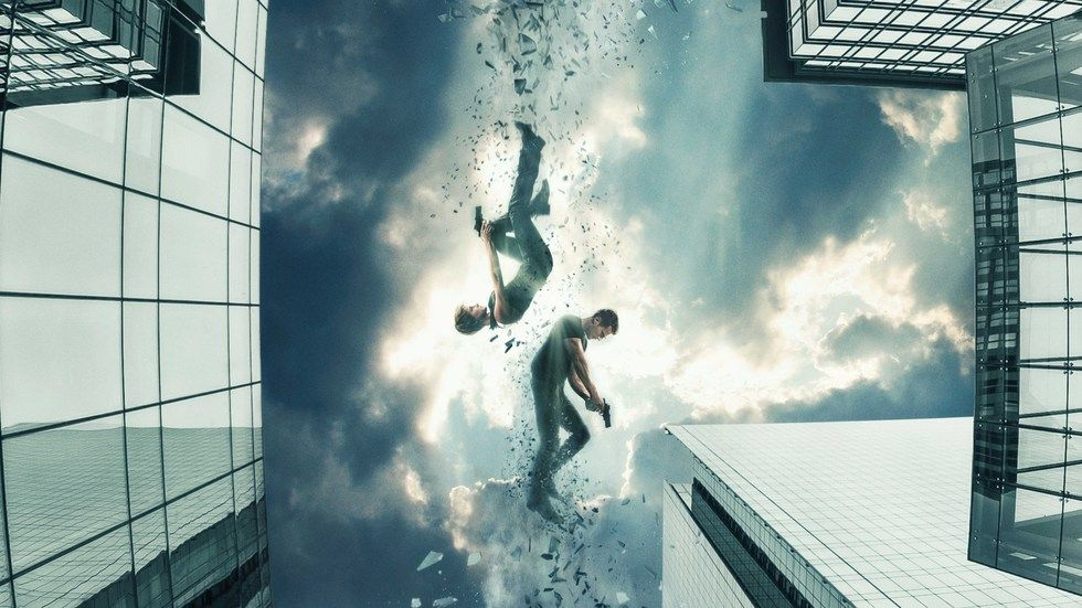 An Image for Insurgent.