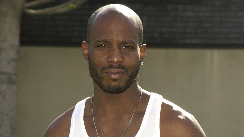 An image of rapper DMX