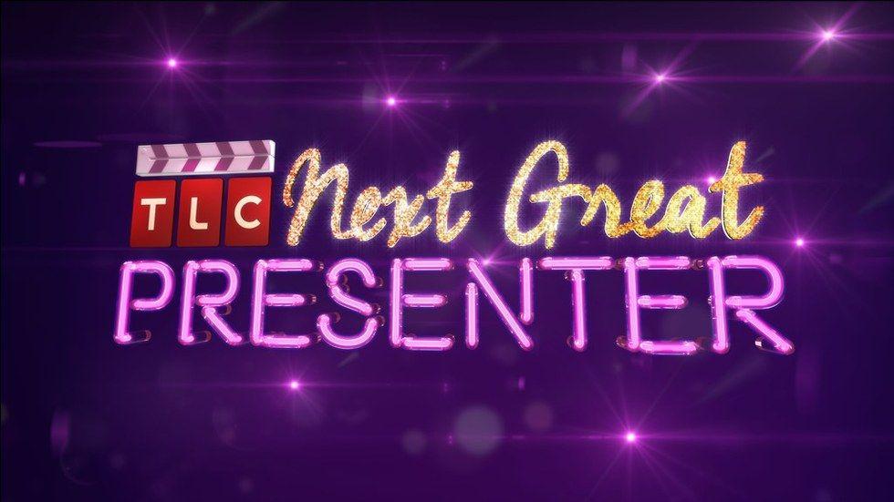 TLC Next Great Presenter poster