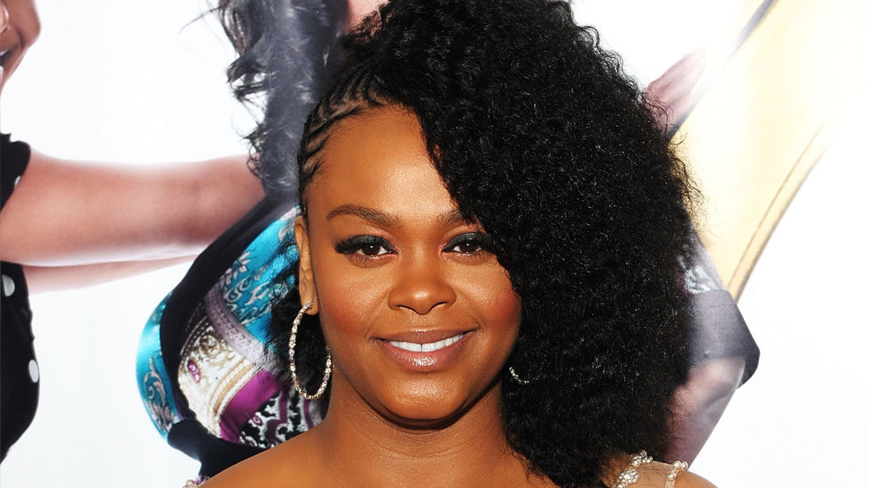 An image of Jill Scott on the red carpet