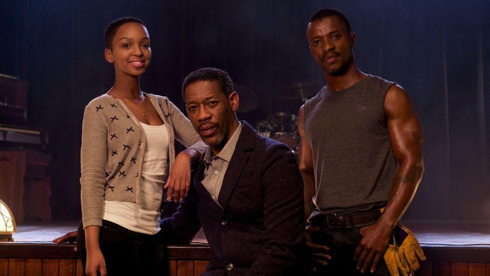Cast of The Road, new telenovela on Mzansi Magic.