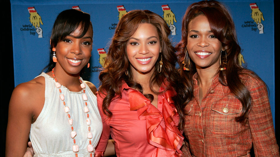 An image for the group Destiny's Child