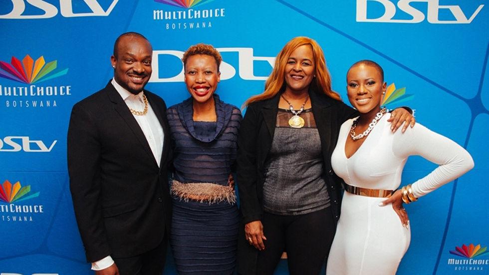 Karabo, Basadi, Thabi and Thembi