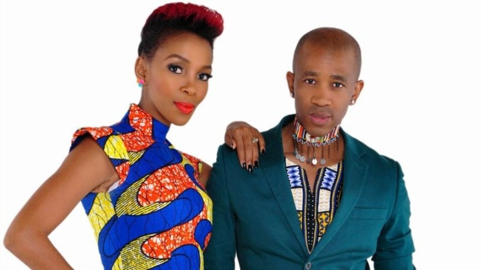South African duo Mafikizolo