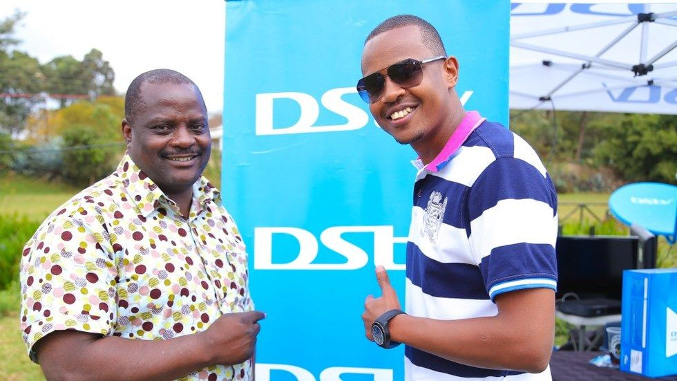 MCK GM Walingo and hypeman DNG