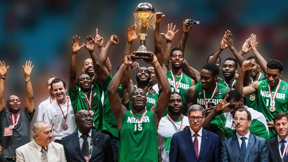 AfroBasket Championships D'Tigers