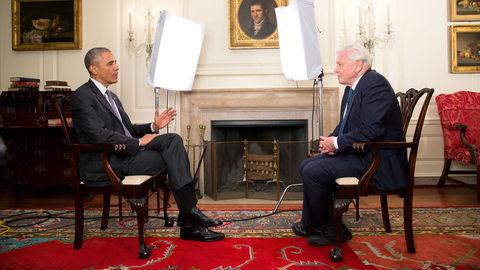 DStv_BBCEarth_DavidAttenboroughMeetsPresidentObama_DavidAttenborough_BarackObama
