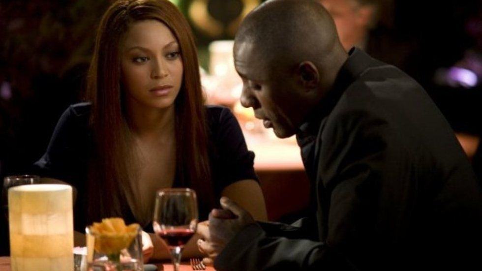 Idris Elba and Beyonce in Obsessed