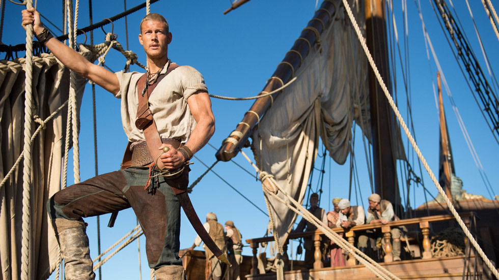 Billy Bones from Black Sails, HISTORY