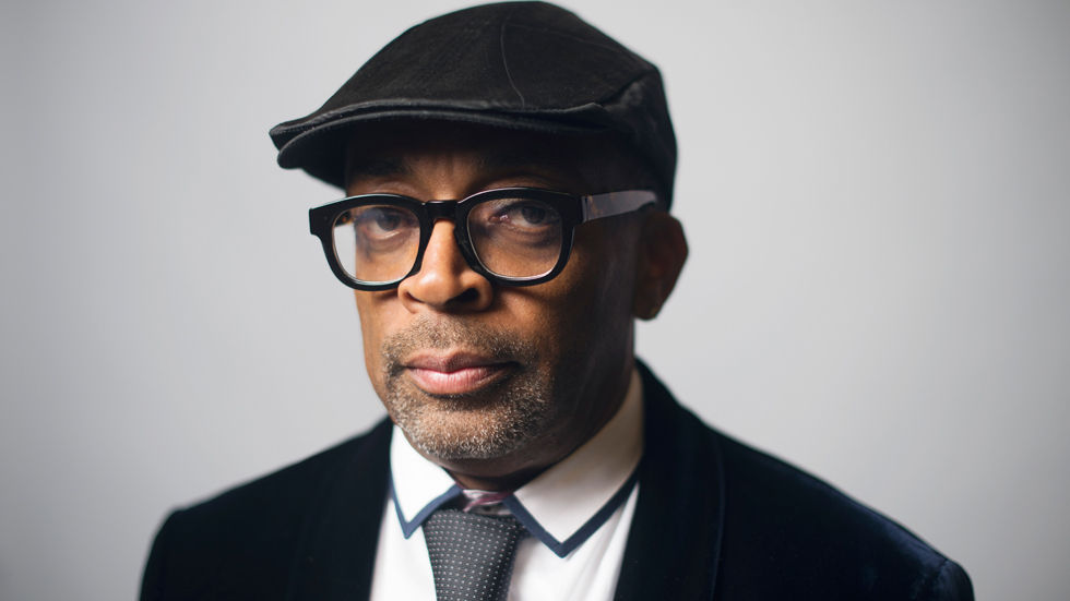 American producer and director, Spike Lee