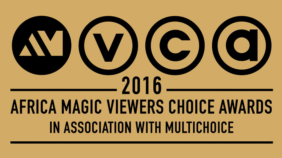 Logo for the 2016 Africa Magic Viewers Choice Awards