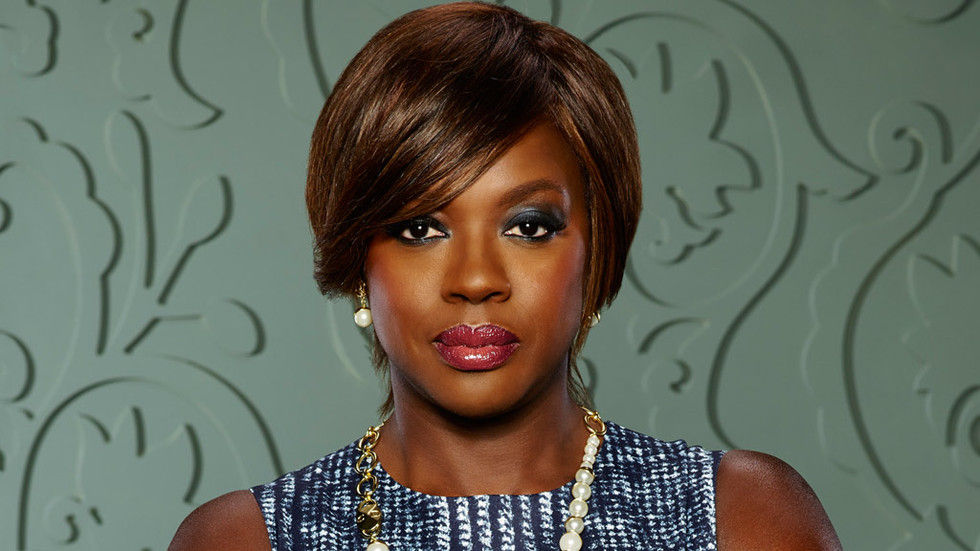 Annalise Keating cover shot
