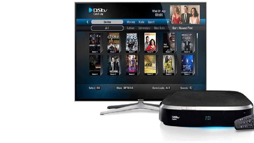DStv products