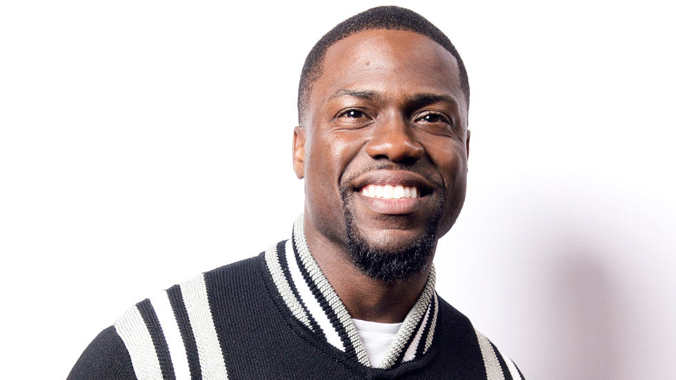 An image of comedian Kevin Hart