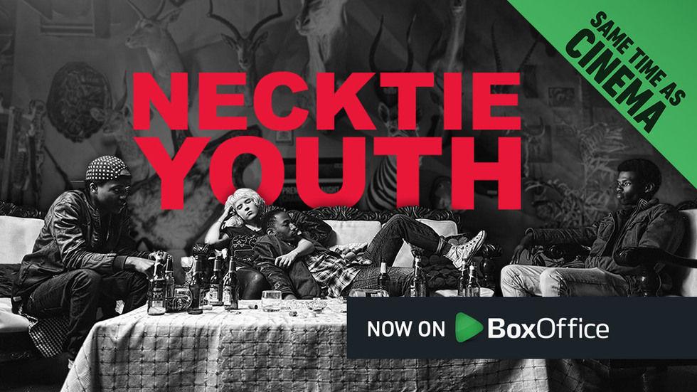 Necktie Youth, movie, BoxOffice