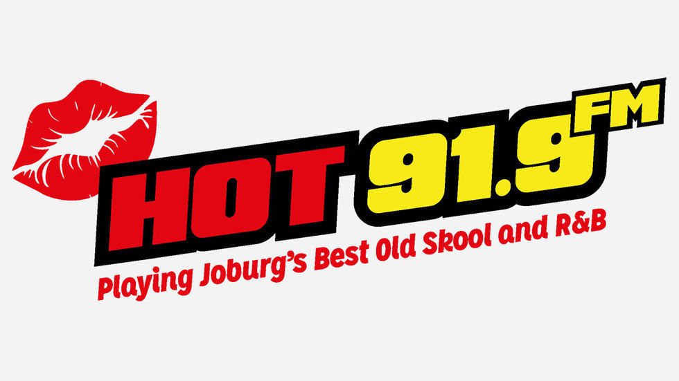 The official Hot 91.9fm logo.