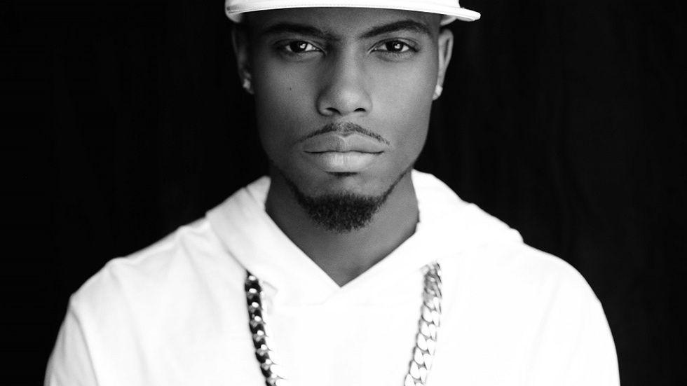 American Hip Hop artist B.o.B