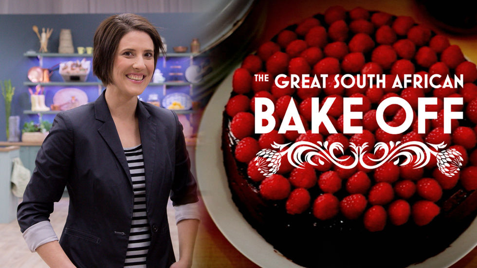 The Great South African Bake Off, Anne Hirsch, BBC Lifestyle