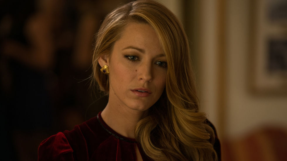 A still image of Blake Lively from the movie The Age of Adaline.