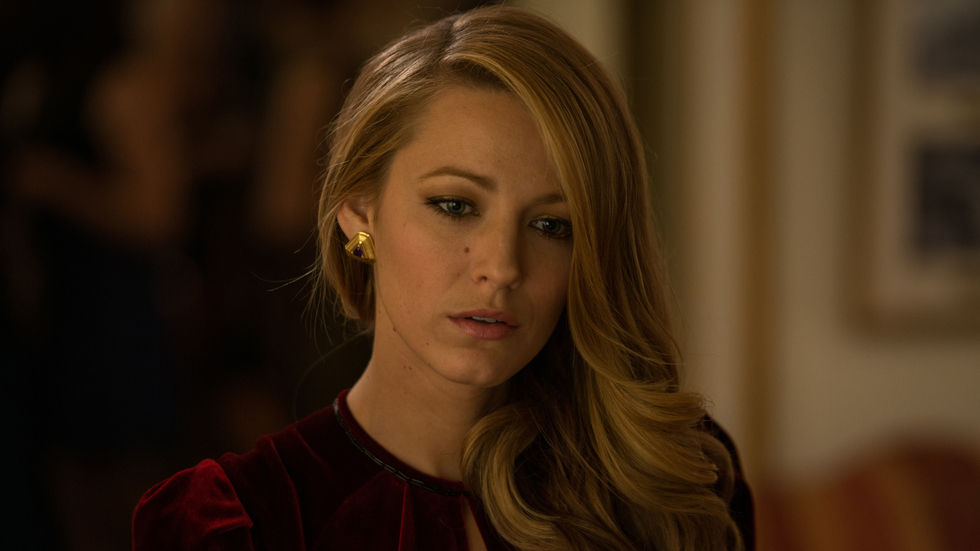 Blake Lively in a still image from the movie The Age of Adaline.
