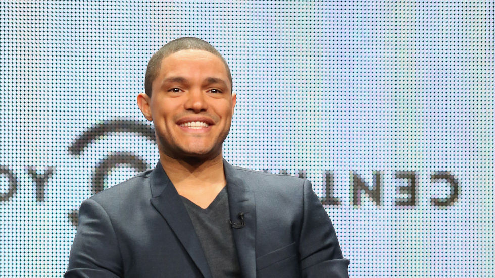 Trevor Noah as host of The Daily Show on Comedy Central