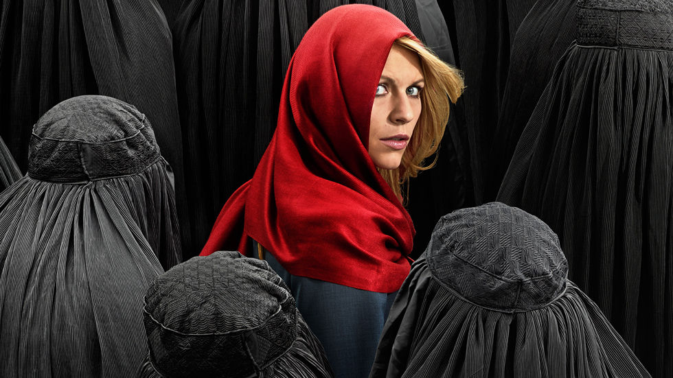 Artwork for the series Homeland