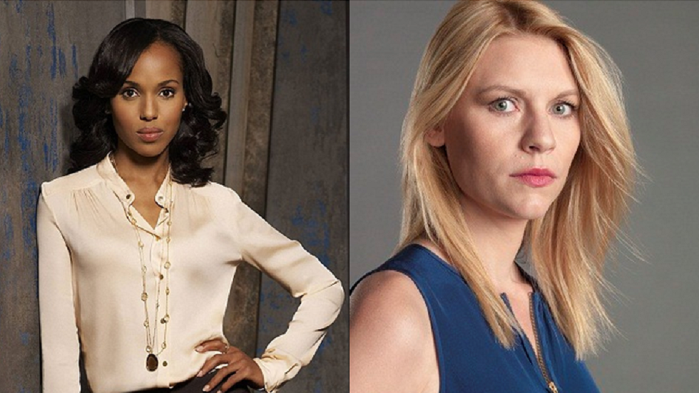 The Fixer's Olivia Pope and Homeland's Carrie Mathison