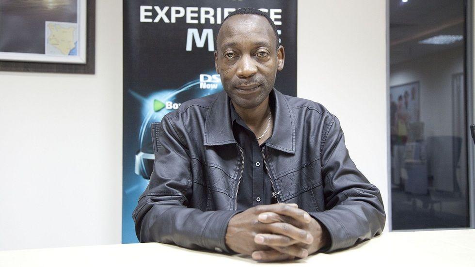 Kenyan Cartoonist Paul Kelemba aka Maddo