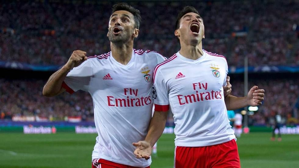 DStv_Getty_Benfica_goal_celebration_HL