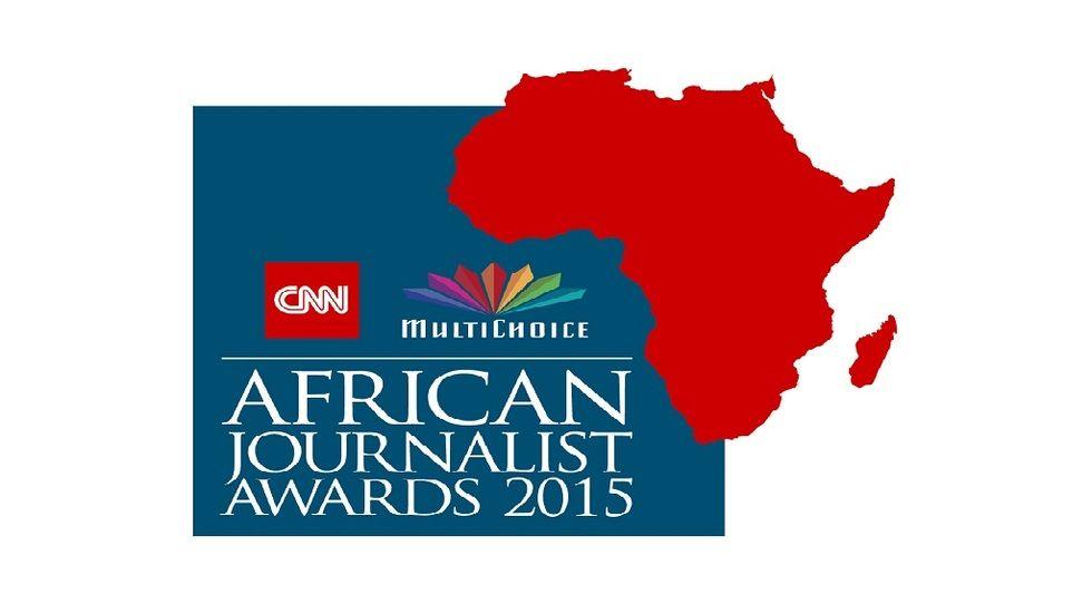CNN MultiChoice African Journalist Awards 2015