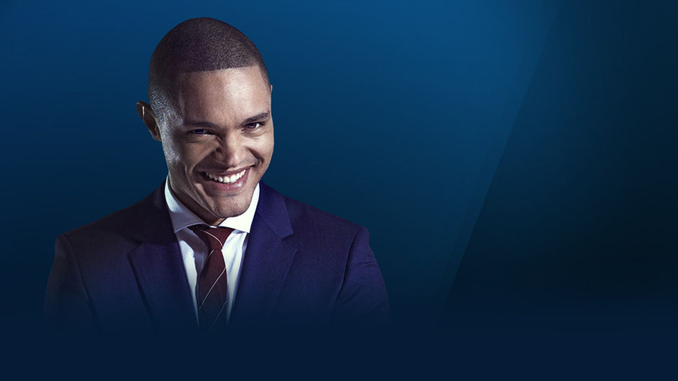 The Daily Show host Trevor Noah