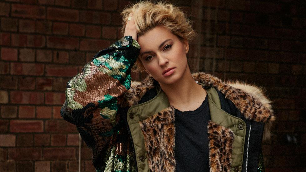 American singer Tori Kelly