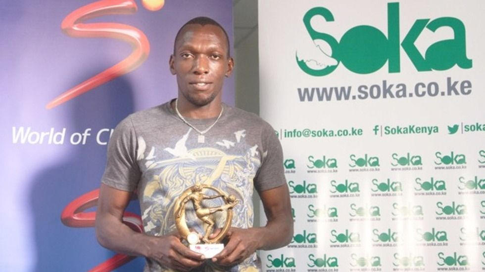 Gor Mahia striker Meddie Kagere has been voted the SportPesa Premier League (SPL) Fans Player of the Month – September.